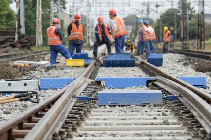dp.uz.gov.ua: За півроку на Придніпровській залізниці відремонтували понад 90 км колії