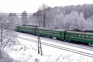 dp.uz.gov.ua: 10 додаткових поїздів до новорічних та різдвяних свят
