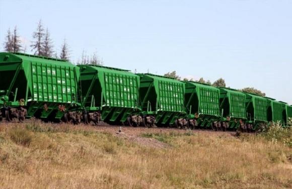 dp.uz.gov.ua: У липні Придніпровська залізниця навантажила майже 189 тис. т зерна нового врожаю