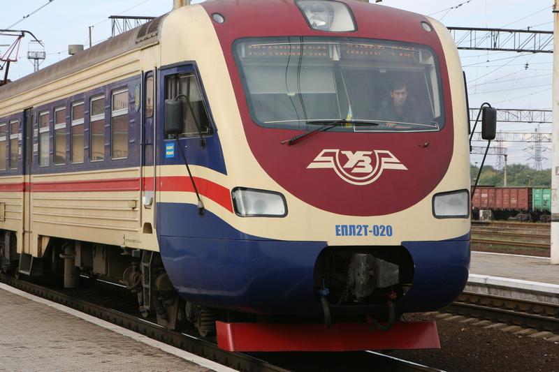 dp.uz.gov.ua: Придніпровська залізниця призначає курсування приміських поїздів між Запоріжжям та Енергодаром