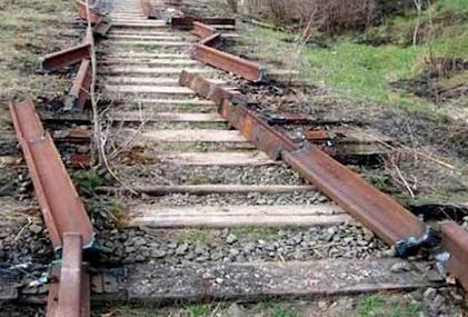 dp.uz.gov.ua: На Придніпровській магістралі затримали групу розкрадачів залізничної інфраструктури