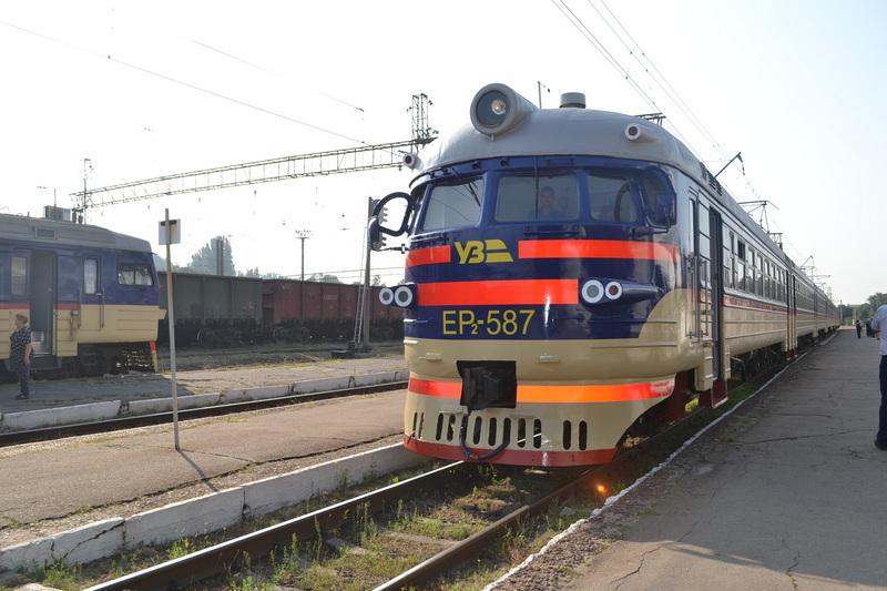dp.uz.gov.ua: Придніпровська залізниця запустила модернізований приміський поїзд у сполученні Запоріжжя – Нікополь