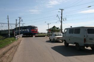 dp.uz.gov.ua: Штраф за порушення правил руху при перетині залізничних переїздів буде збільшений
