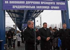 dp.uz.gov.ua: Залізничний вокзал Сімферополя поповнився 6-ю пасажирською платформою