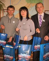 dp.uz.gov.ua: На Придніпровській залізниці визначили кращого інженера з охорони праці 2011 року