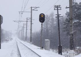 dp.uz.gov.ua: Придніпровська залізниця стабільно працює і за складних погодних умов