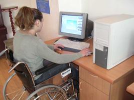 dp.uz.gov.ua: На Придніпровській залізниці дбають про працевлаштування інвалідів
