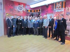 dp.uz.gov.ua: Напередодні 23 лютого на Придніпровській залізниці пройшла зустріч поколінь