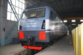 dp.uz.gov.ua: Упродовж 2012-2013 рр.  залізниця отримає 54 нових електровозів