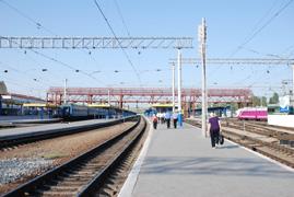 dp.uz.gov.ua: Роботи з будівництва конкорсу на вокзалі Сімферополя йдуть за графіком