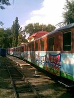 dp.uz.gov.ua: Гостей Євро-2012 вихованці Дніпропетровської  дитячої залізниці  зустрінуть англійською