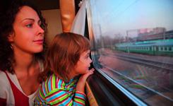 dp.uz.gov.ua: Правила перевезення дітей залізничним транспортом