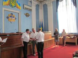 dp.uz.gov.ua: На Придніпровській залізниці відзначили День Конституції України