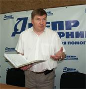 dp.uz.gov.ua: «Завжди враховуємо побажання  своїх пасажирів» – Вадим Бусурулов