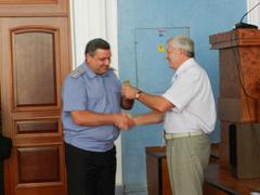 dp.uz.gov.ua: Начальник залізниці нагороджений за соціальне партнерство з профспілками