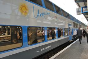 dp.uz.gov.ua: Близько 60 тисяч пасажирів перевезла залізниця поїздами «Skoda»  від початку їх курсування