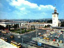 dp.uz.gov.ua: На вокзалі Сімферополь установлять турнікетні системи