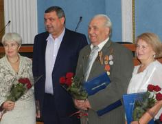 dp.uz.gov.ua: На залізниці пройшла зустріч із ветеранами