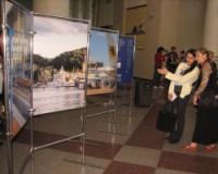 dp.uz.gov.ua: Вокзал Дніпропетровська приймає в себе мандрівну фотовиставку