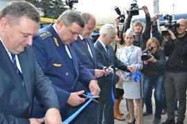 dp.uz.gov.ua: У Криму запущено перший рейковий автобус