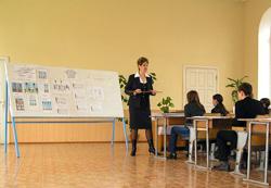 dp.uz.gov.ua: Навчання школярів безпечної поведінки поблизу зал. колій