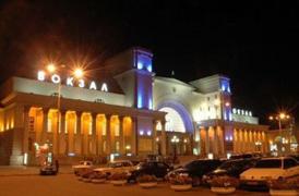dp.uz.gov.ua: Залізничний вокзал Дніпропетровськ-Головний  прикрасять до новорічних свят